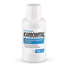 EUROWET Karbowital - zaburzenia jelitowo-żołądkowe 125ml