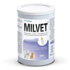 EUROWET Milvet - Preparat mlekozastępczy dla szczeniąt i kociąt 300g