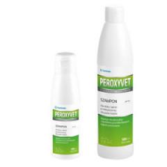 EUROWET Peroxyvet szampon do przetłuszczonej skóry i sierści