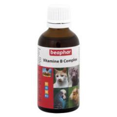BEAPHAR Vitamin B Complex - preparat witaminowy 50ml