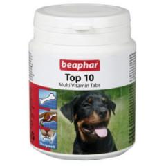 BEAPHAR Top 10 - preparat witaminowo - mineralny dla psów