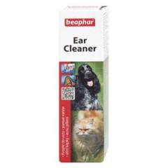 BEAPHAR Ear Cleaner - krople do uszu dla psów i kotów 50ml