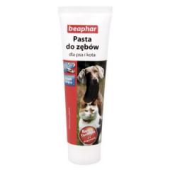BEAPHAR Pasta do zębów dla psa i kota o smaku mięsa 100g