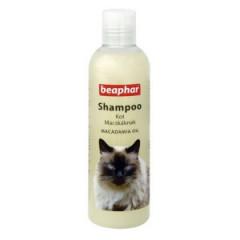 BEAPHAR Szampon dla kotów z olejkiem makadamia 250ml