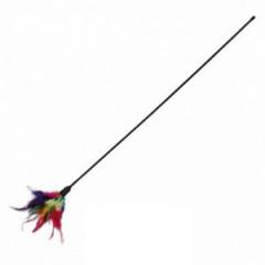 TRIXIE Piórka na patyku 50cm