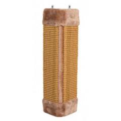 TRIXIE Drapak narożny 23cm x 49cm - Brązowy