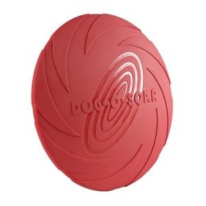 TRIXIE Frisbee dla psa gumowe pływające