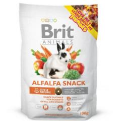 BRIT Animals Alfalfa Snack - dla królików i gryzoni 100g
