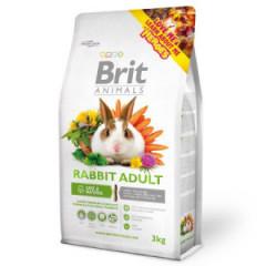 BRIT Animals Rabbit Adult Complete - dla królików