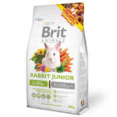 BRIT Animals Rabbit Junior Complete - dla królików