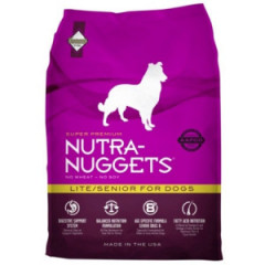 NUTRA NUGGETS Lite / Senior for Dogs