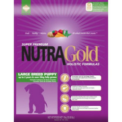 NUTRA GOLD Holistic Large Breed Puppy