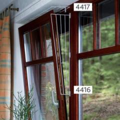 TRIXIE Kratka zabezpieczająca do okna