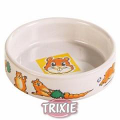 TRIXIE Miska ceramiczna z motywem