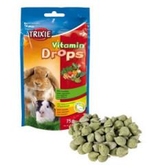 TRIXIE Dropsy witaminowe dla gryzoni