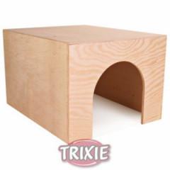 TRIXIE Drewniany domek dla królika