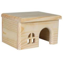 TRIXIE Drewniany domek dla gryzoni