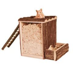 TRIXIE Domek wieża dla małych gryzoni