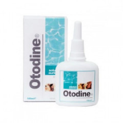 GEULINCX ICF Otodine - preparat do uszu dla psów i kotów 100ml