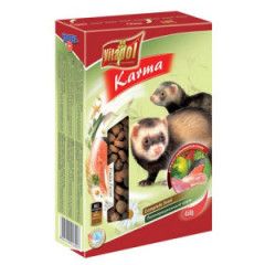 VITAPOL Karmeo Premium - Pokarm dla fretki 450g (kartonik)