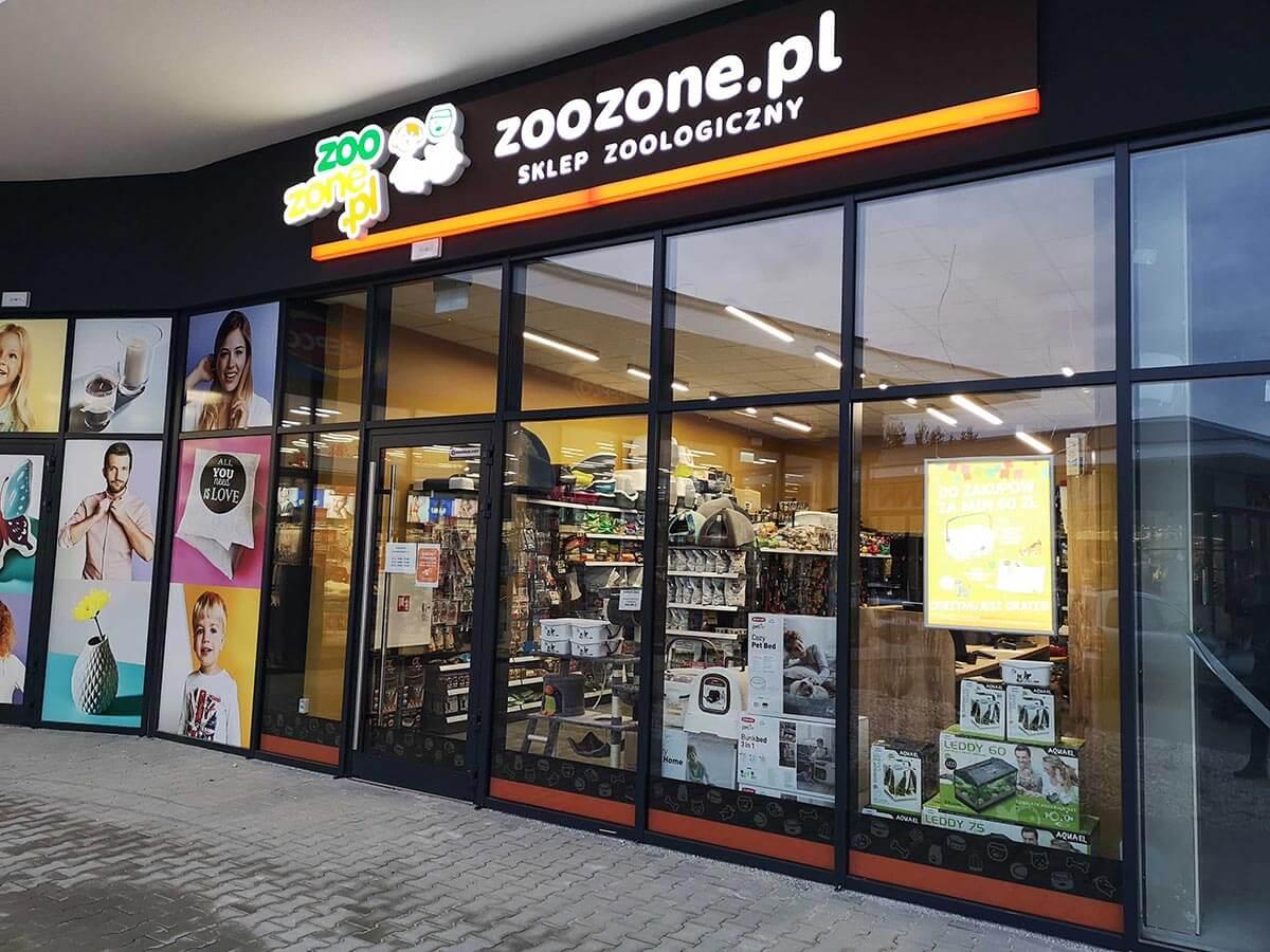Zoozone sklep stacjonarny 1